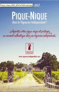 VIGNOBLE DU SUD PIQUE-NIQUE VIGNERONS INDEPENDANTS 2017