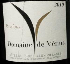 VIGNOBLES DU SUD VINCOEUR CATALANS DOMAINE DE VENUS ROUSSILLON VILLAGES CAVISTE